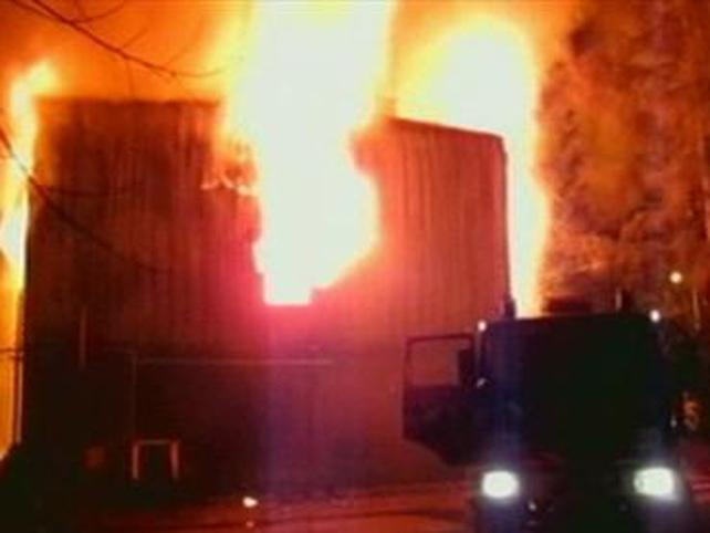 Poland - 21 killed in blaze