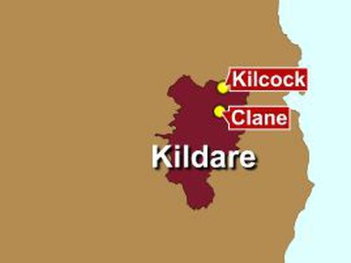 Kildare - Truck driver killed in accident