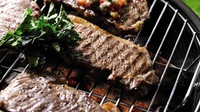 Angus BBQ Steak - Dust off the barbecue and get those coals smokin' to try Aldi's Garth McColgan's recipe.