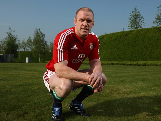O'Connell is the second Irishman running to captain the Lions after Brian O'Driscoll was named skipper for the tour in New Zealand