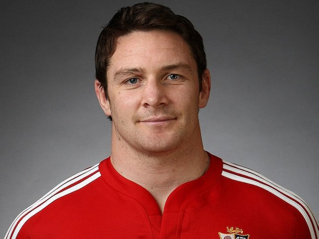 David Wallace (Ireland) - Flanker. Can play across the back row and a Test Lion in the making.