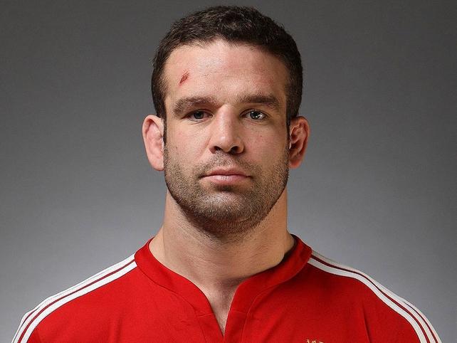 Joe Worsley (England) - Flanker. Bone-crunching defence on England return earned him the call.