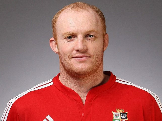 Martyn Williams (Wales) - Flanker. The gilt-edged 'Nugget' is a forager and a supreme link man.
