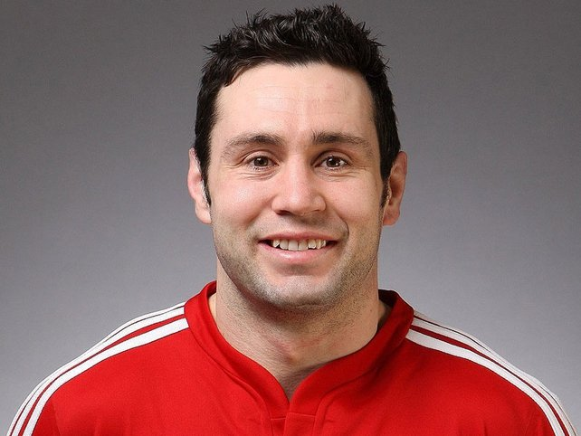 Stephen Jones (Wales) - Fly Half. Renowned for astute game-management and consistency.