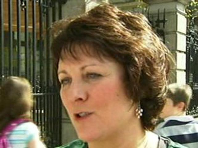Áine Brady - Special responsibility for Older People