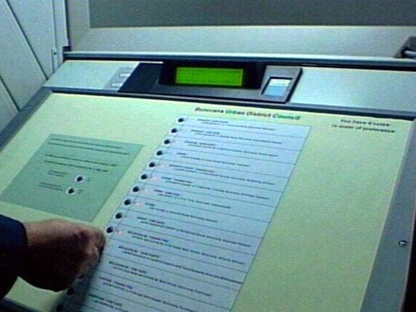 Electronic voting - System cost over €51m to date