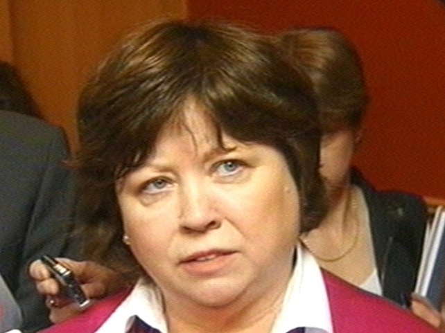 Mary Harney - Talks will be 'robust'