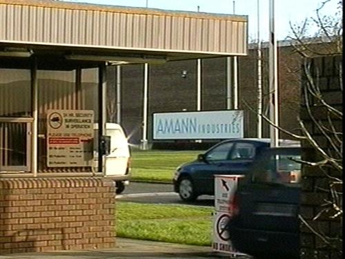 Amann Industries - 210 jobs cut at Kerry plant