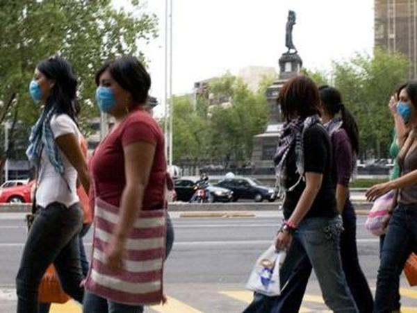 Mexico - 1,600 suspected cases of swine flu