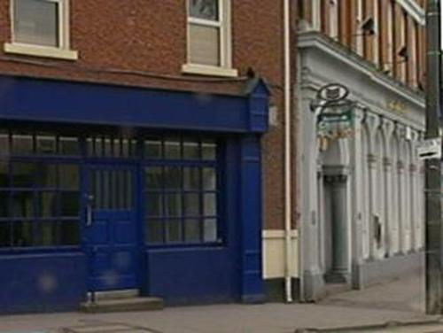 Bank of Ireland - Similar robbery in AIB last year
