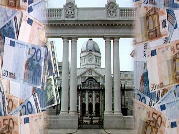 Talks - Govt wants €1.3bn cuts