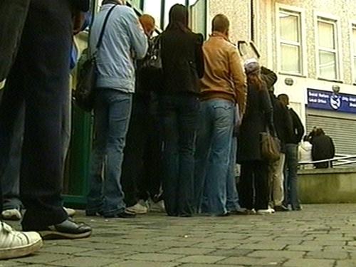 Unemployment - FÁS report published
