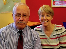Colin & Wendy Parry