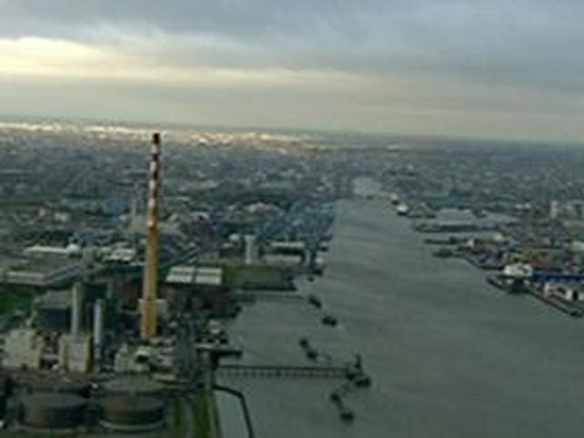 Dublin Docklands - Land has lost 60% of value