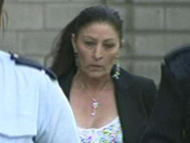 Kathleen Mulhall - Five year sentence