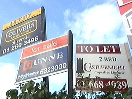 Rents - Average rents up 1% last month