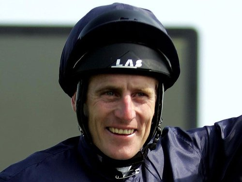 Johnny Murtagh finished second on Age Of Aquarius