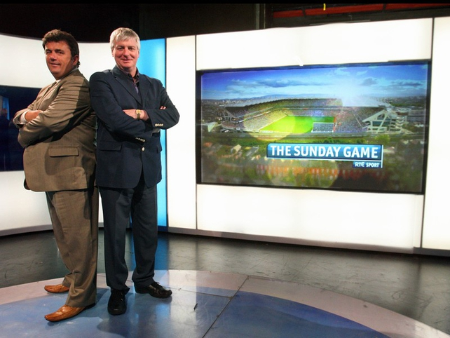 Des and Michael Lyster are both looking forward to over 800 hours of coverage across all of RTÉ's platforms this summer