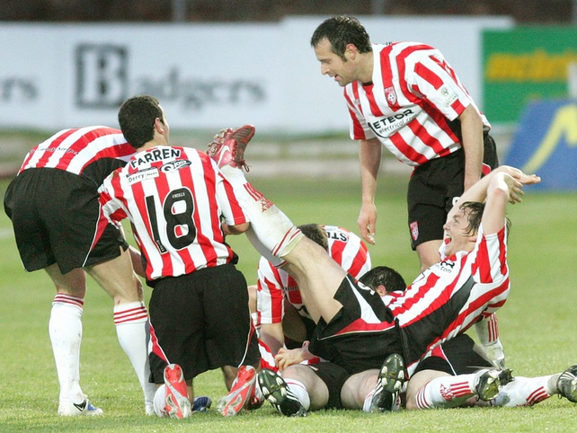 Derry City have been hit hard by the FAI