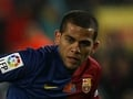 Alves savours Barca's Bernabeu success