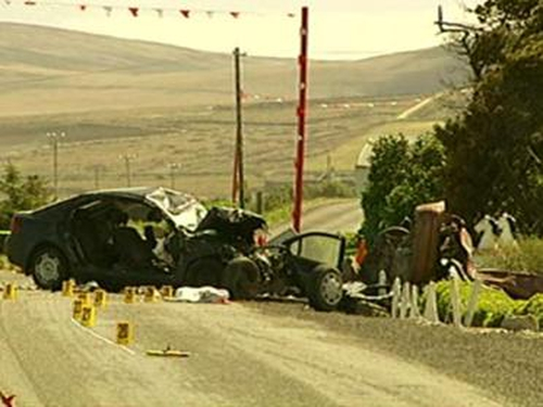 Belmullet - Two dead after accident