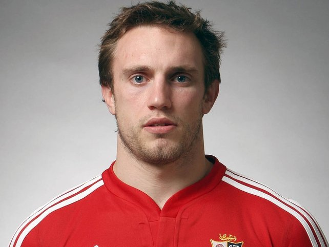 Mike Blair (Scotland) - Scrum Half. Replaced Tomás O'Leary