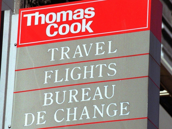 Thomas Cook - 30-day consultation