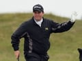 Lowry claims Irish Open title