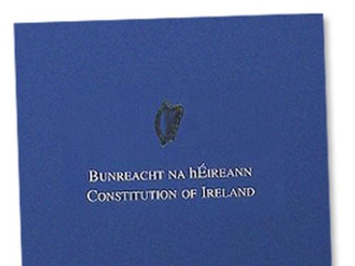Constitution - Punishment for blasphemy required