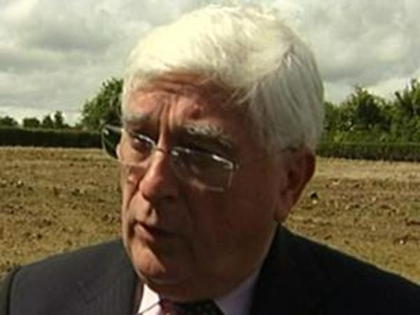 Batt O'Keeffe - Confirms Govt cannot provide funds