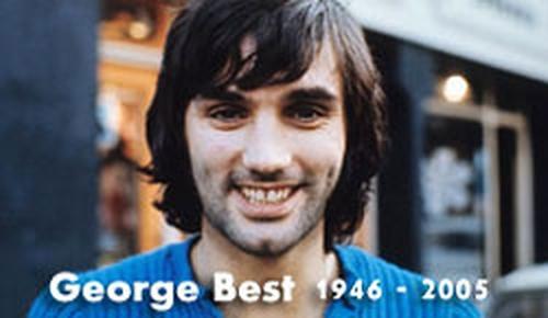 """Немного о легендах """"George Best лучший игрок"""""""