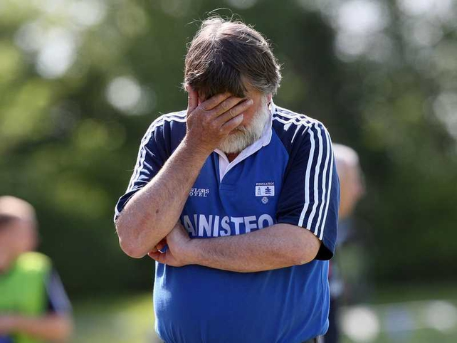 Waterford manager John Kiely