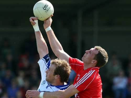Alan O'Connor of Cork and Sean O'Hare of Waterford