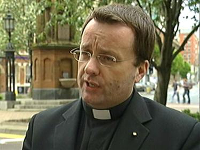 Fr Timothy Bartlett - Call for rise in compensation contribution