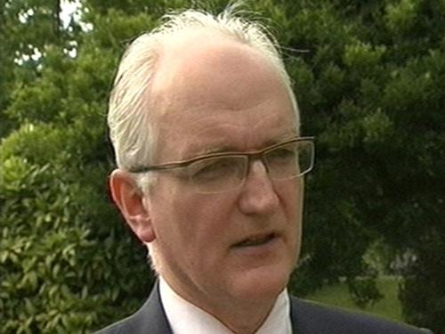 John Gormley - Has written to party members