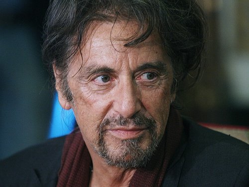 Pacino - In negotiations