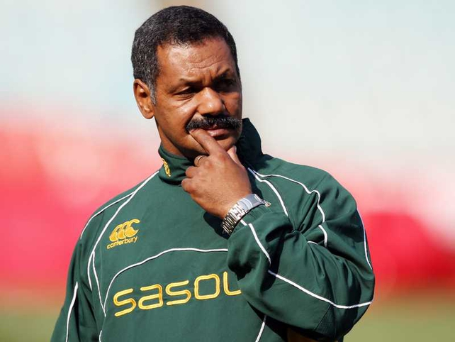 South Africa coach Peter de Villiers