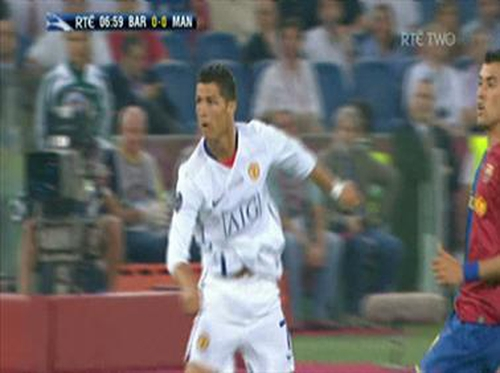 Cristiano Ronaldo has described the loss to Barcelona as one of his 'biggest disappointments'