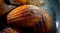 Madeleines - Easy to make little cakes which make the perfect accompaniment to tea.