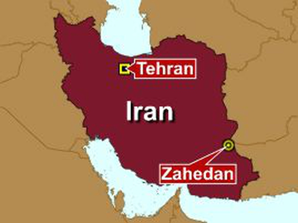Iran - Blast at Shia mosque