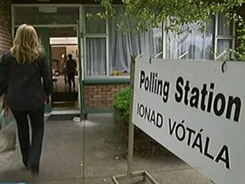 Elections - Over 3m people eligible to vote in Ireland