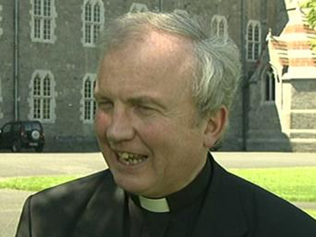 Donal McKeown - Orders need reorganising