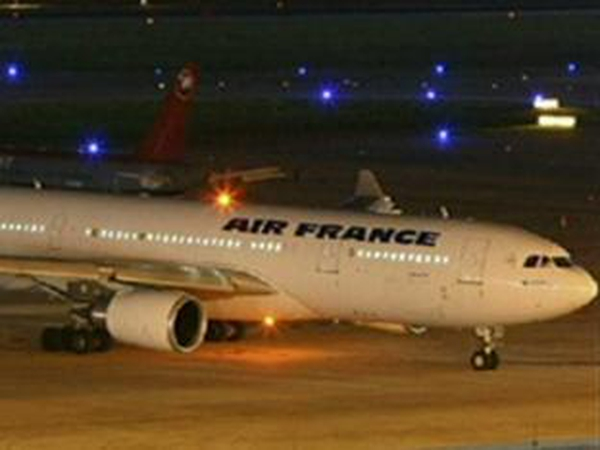 Air France - Airbus disappeared from radar