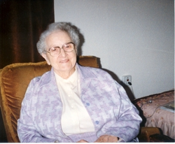Aileen (Letita) Crawford in later years