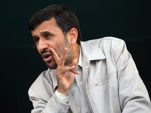 Mahmoud Ahmadinejad - Set for second term