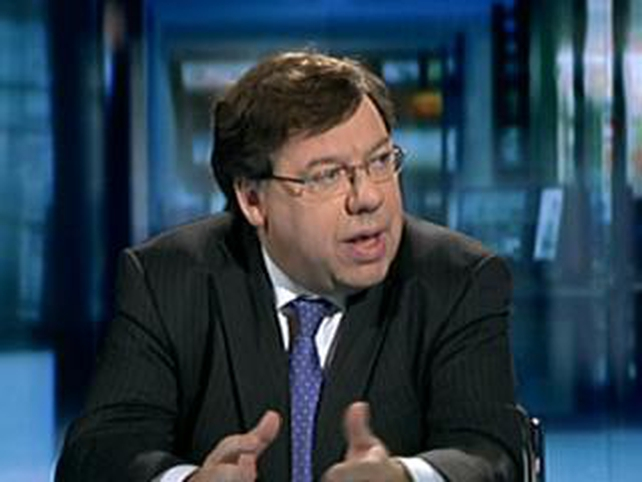Brian Cowen - Met religious orders this morning