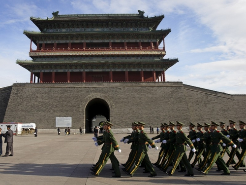 China - Stimulus package stoked activity