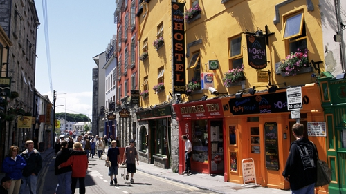 Galway is set to be Ireland's most bustling city in 2020.