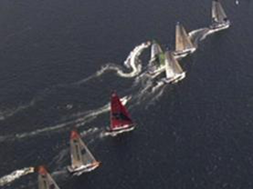 Volvo Ocean Race - Boost for Galway