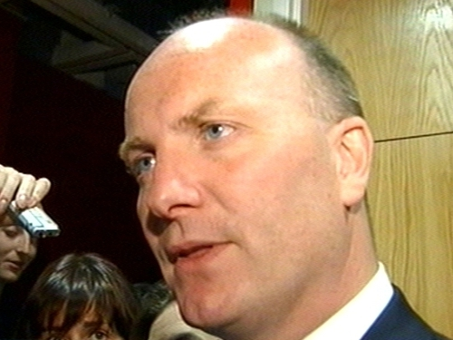 Declan Ganley - 'Future of Libertas is a matter for others'